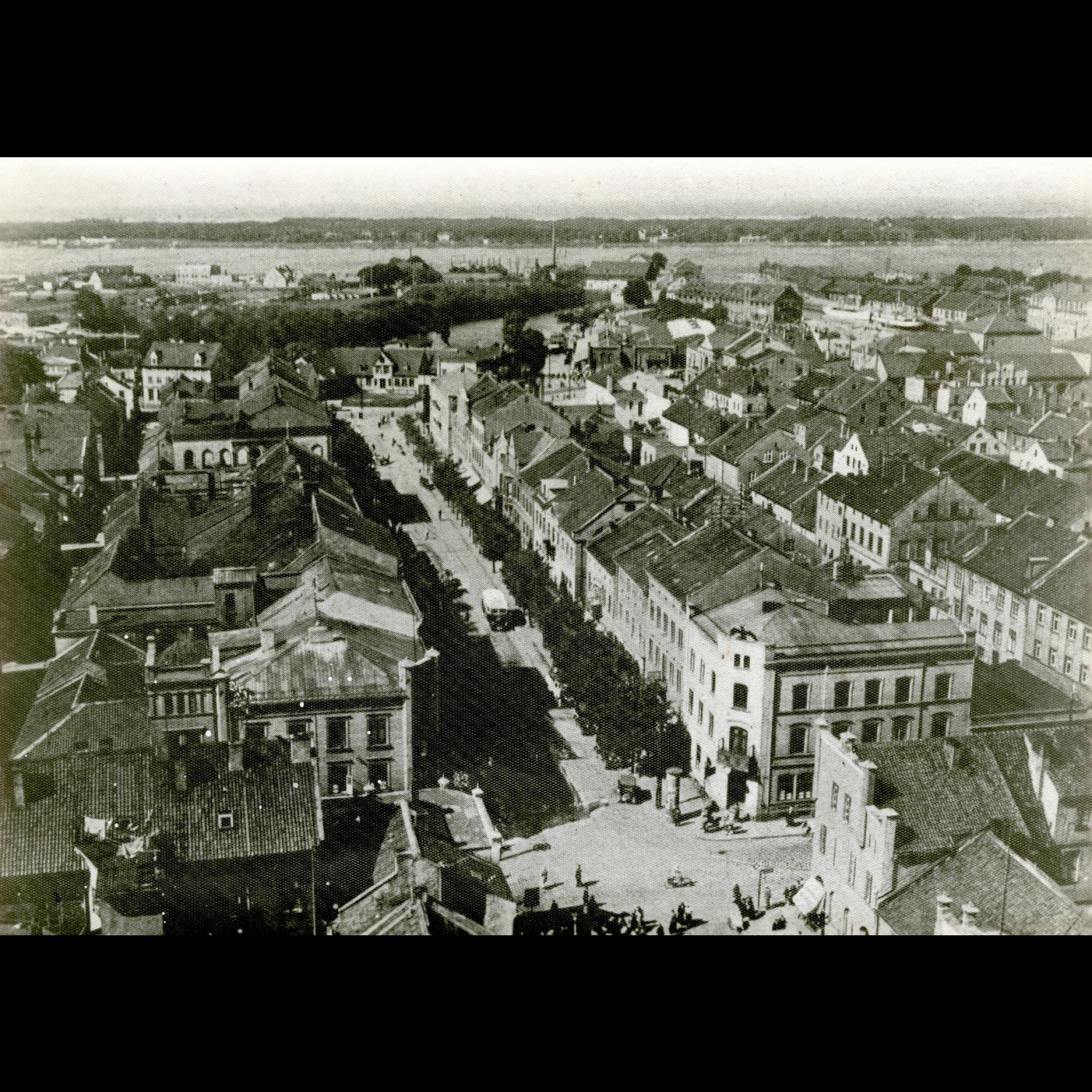 Kiek miesto istorijos saugo Turgaus gatvė