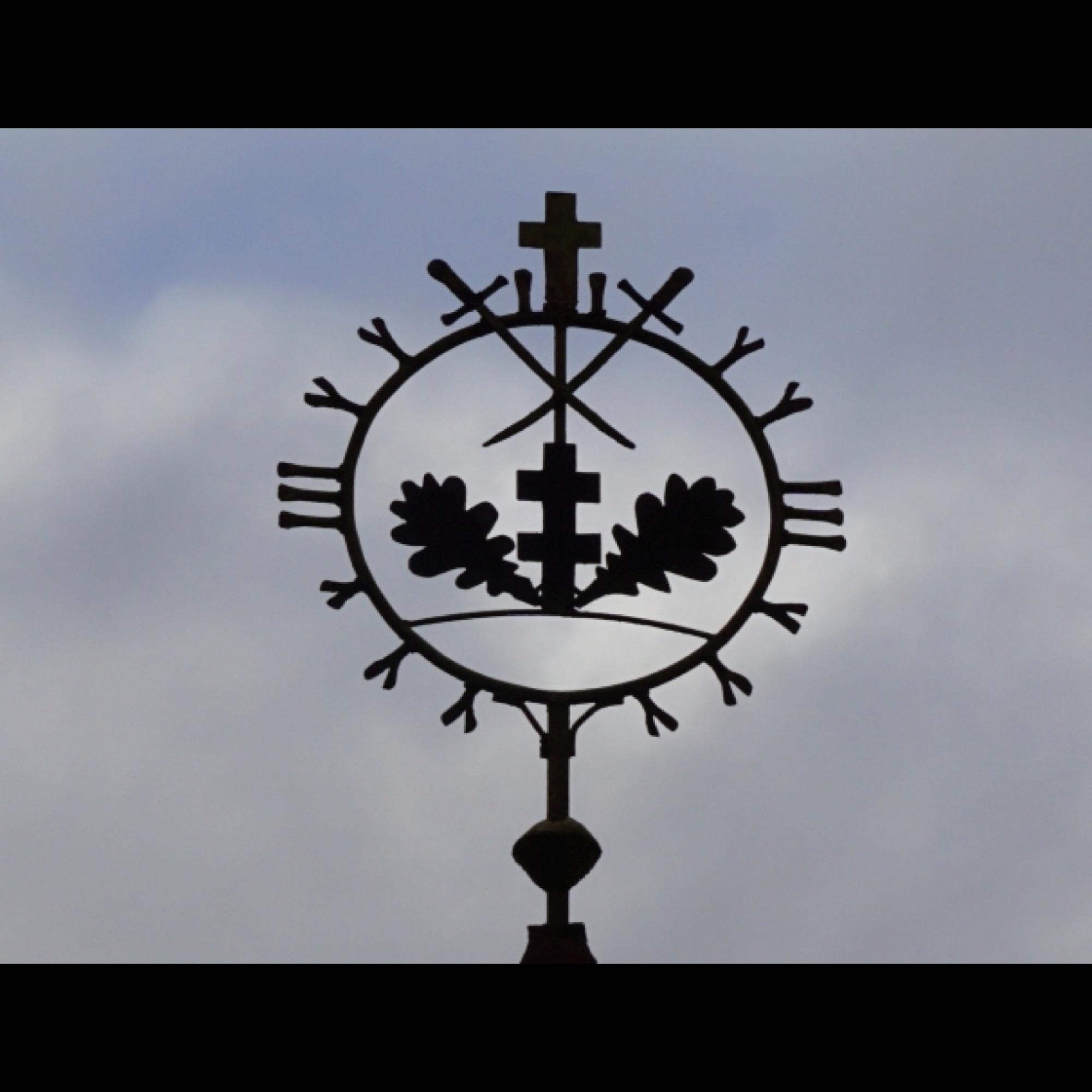 Kovų už laisvę atminimo ženklai Kartenoje