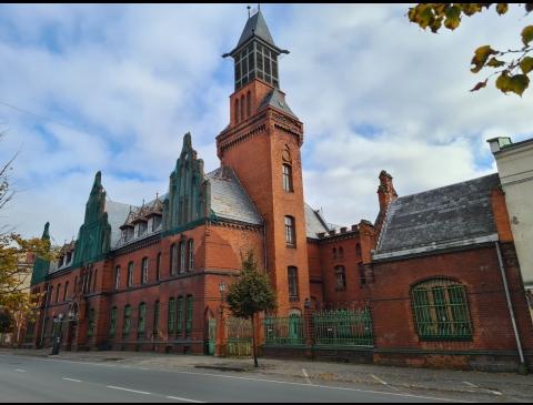 Centrinio pašto rūmų pastatas