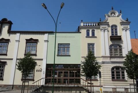 Okulisto E. Heino namas
