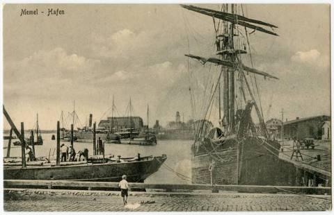 Клайпеда – незамерзающий порт