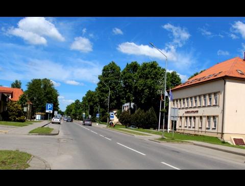 Istorijos paveldo ženklai Pagėgių mieste