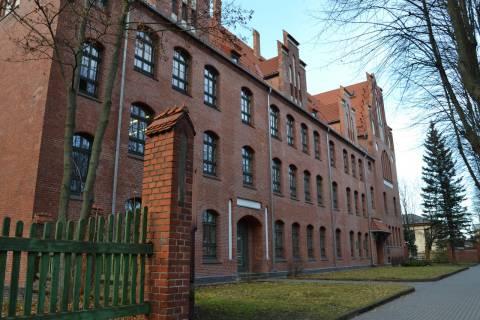 Buvusi Mokytojų seminarija (dabar Klaipėdos universiteto Pedagoginis fakultetas)