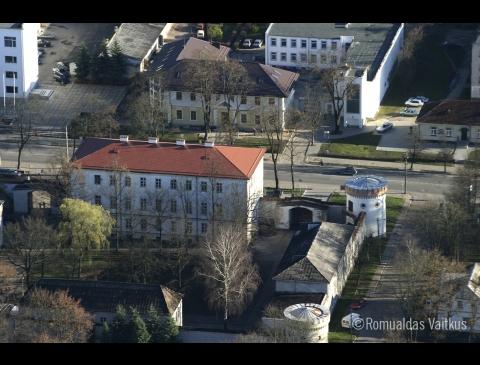Kultūros paveldo ir istorijos ženklai Tauragės mieste