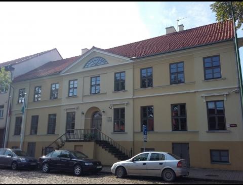 Amatininkų namas
