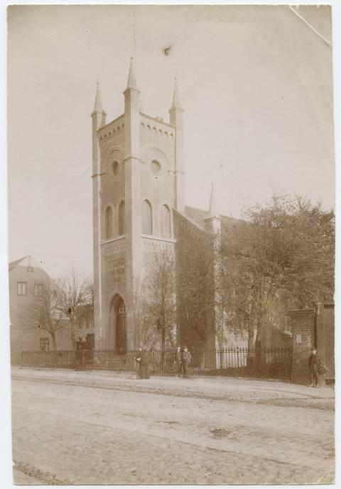 Клайпедская англиканская церковь