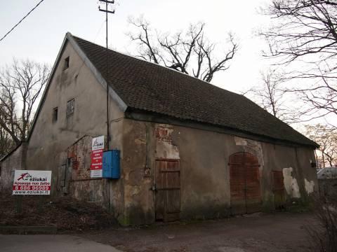 Bachmano dvaro ūkinis pastatas