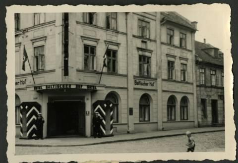 Гостиница «Baltischer Hof»