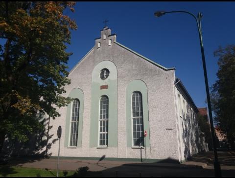 Klaipėdos evangelikų baptistų bažnyčia