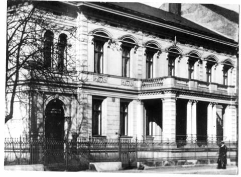 Stadtbücherei Memel