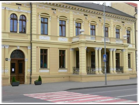 Hermano Gerlacho namas-rezidencija