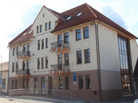Bibliotekos pastatas