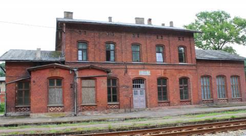 Priekulės geležinkelių stotis