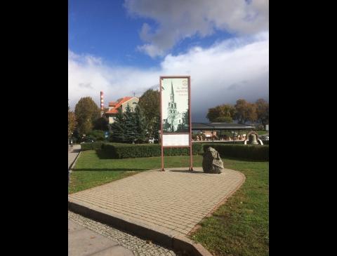 Evangelikų liuteronų vokiečių Šv. Jono bažnyčios vieta