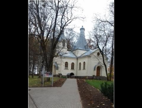 Jurbarko Kristaus Atsimainymo cerkvė
