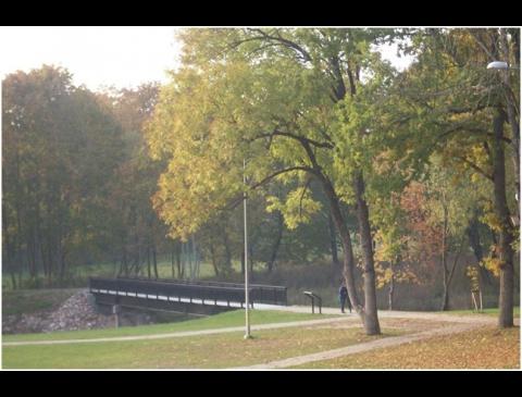 Jurbarko dvaro parkas – Pūstsodis