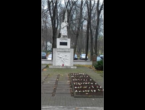 Sovietinių karių kapai