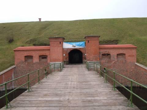 Jūrų muziejaus įėjimas
