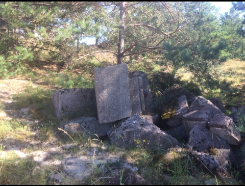 Memel-Süd Coastal Artillery Battery