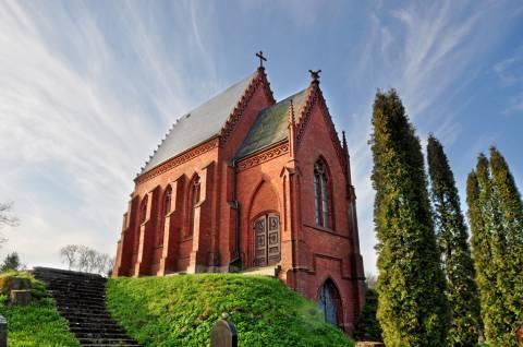 Tiškevičių šeimos koplyčia-mauzoliejus
