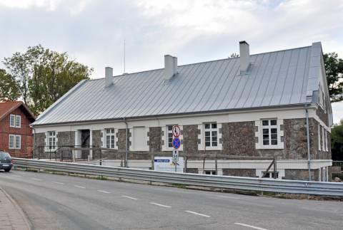 Kretingos dvaro ūkvedžio namas