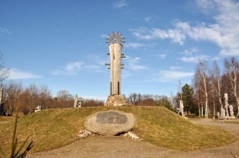 Kretingos dvaro parko Saulės laikrodis