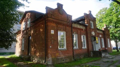 NKVD-MVD-MGB Kretingos apskrities skyriaus pastatas