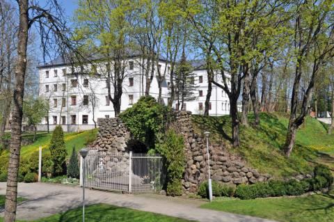 Šv. Antano rūmai ir Kretingos Lurdas