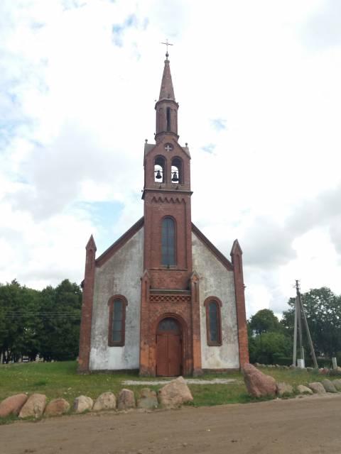 Кретингальская церковь евангеликов-лютеран