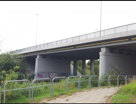 Liepų street Bridge