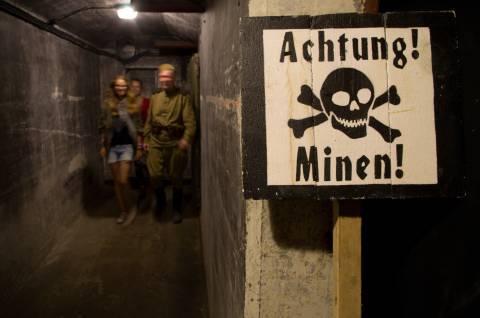 Die Spuren des Krieges in Klaipėda