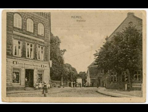 Kūlių Vartų Street