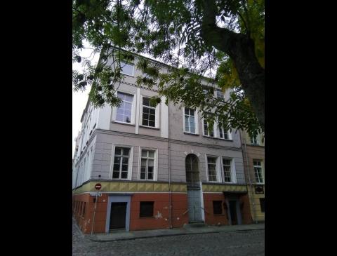 The Building of the Representation of Lithuania on Žvejų Street 5