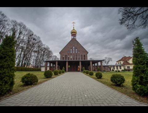 Visų Rusijos šventųjų stačiatikių cerkvė