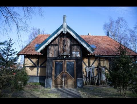 Eduardo Jonušo namo fasadas