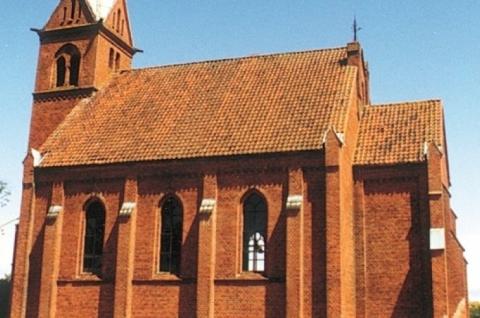 Juodkrante's Evangelical Lutheran Church