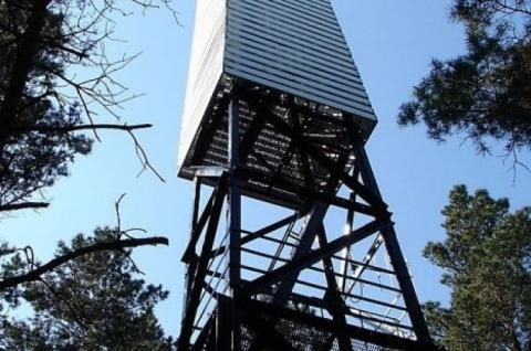 Juodkrantė lighthouse