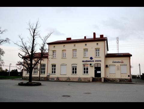 Pagėgių geležinkelio stotis