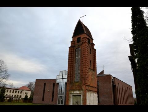 Pagėgių  Šv. Kryžiaus bažnyčia