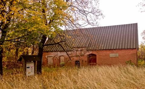 Kalotės kaimo senoji mokykla