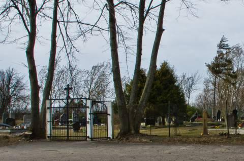 Karklės kaimo I senosios kapinės (buvusios skenduolių)