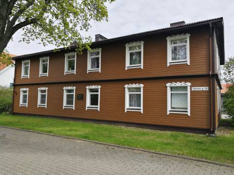Lietuvos valstybės veikėjo Jono Prano Aleksos namas