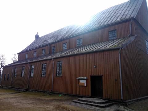 Alsėdžių bažnyčia