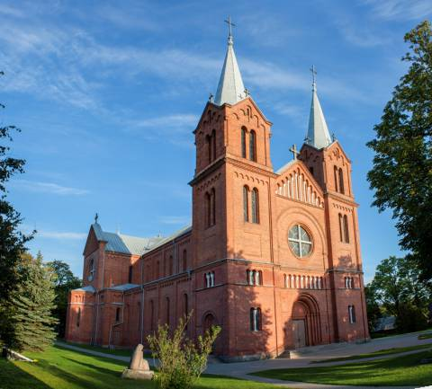Sacred Places of Plungė