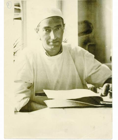 Dr. Borisas Efrosas Geležinkelininkų ligoninėje