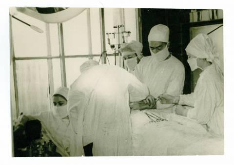 Dr. Efrosas operacijos metu