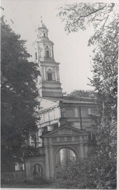 Куляйский костел, Плунге район, Литва