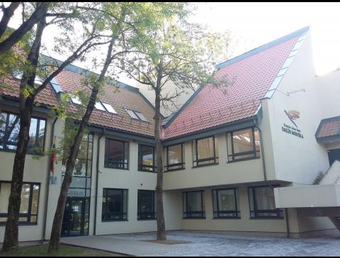 Dailės mokykla buvusiame Rumpiškės dvaro pastate