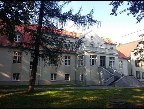 Rumpiškės dvaro pastatas