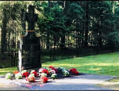 Monument For Those, Who Died for the Freedom of Fatherland